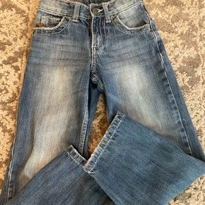 Boys gently used jeans